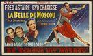 Silk Stockings - Belgian Movie Poster (xs thumbnail)