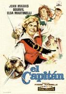 Le capitan - Spanish Movie Poster (xs thumbnail)