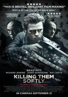 Killing Them Softly - British Movie Poster (xs thumbnail)