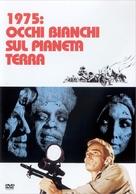 The Omega Man - Italian DVD movie cover (xs thumbnail)