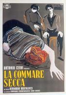 La commare secca - Italian Movie Poster (xs thumbnail)