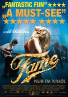 Fame - German Movie Poster (xs thumbnail)