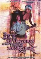 Die Sexabenteuer der drei Musketiere - DVD cover (xs thumbnail)