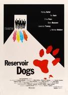Reservoir Dogs - Spanish Movie Poster (xs thumbnail)