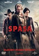 The Salvation - Czech DVD cover (xs thumbnail)