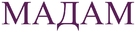 Madame - Russian Logo (xs thumbnail)