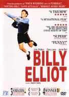 Billy Elliot - French DVD cover (xs thumbnail)
