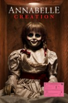 Annabelle: Creation - Indian Movie Cover (xs thumbnail)