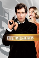 The Living Daylights - DVD cover (xs thumbnail)