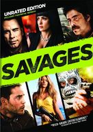 Savages - DVD cover (xs thumbnail)
