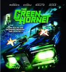 The Green Hornet - French Blu-Ray cover (xs thumbnail)