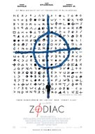 Zodiac - Swedish Movie Poster (xs thumbnail)