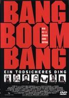 Bang Boom Bang - Ein todsicheres Ding - German DVD cover (xs thumbnail)