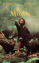 The Mission - British Movie Cover (xs thumbnail)
