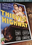 Thieves' Highway - British DVD cover (xs thumbnail)
