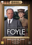 """Foyle's War"" - Danish DVD cover (xs thumbnail)"