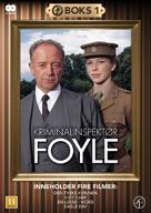 """Foyle's War"" - Danish DVD movie cover (xs thumbnail)"