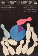 Five Easy Pieces - Polish Movie Poster (xs thumbnail)