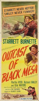 Outcasts of Black Mesa - Movie Poster (xs thumbnail)