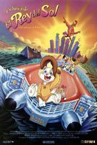 Rock-A-Doodle - Spanish Movie Poster (xs thumbnail)