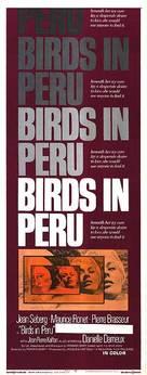 Les oiseaux vont mourir au Pérou - Movie Poster (xs thumbnail)