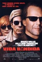 Bandits - Brazilian Movie Poster (xs thumbnail)