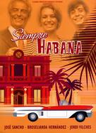 Siempre Habana - Spanish Movie Poster (xs thumbnail)
