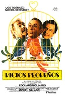 Cage aux folles, La - Spanish Movie Poster (xs thumbnail)