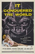 It Conquered the World - Movie Poster (xs thumbnail)