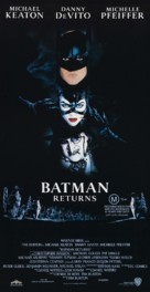 Batman Returns - Australian Movie Poster (xs thumbnail)