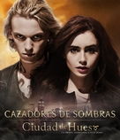 The Mortal Instruments: City of Bones - Argentinian Blu-Ray cover (xs thumbnail)