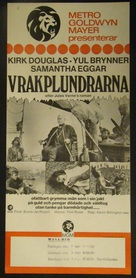 The Light at the Edge of the World - Swedish poster (xs thumbnail)