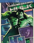 The Incredible Hulk - Blu-Ray cover (xs thumbnail)