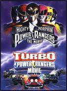 Mighty Morphin Power Rangers: The Movie - poster (xs thumbnail)