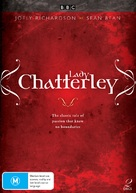 """Lady Chatterley"" - Australian DVD cover (xs thumbnail)"