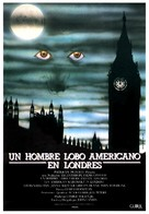 An American Werewolf in London - Spanish Movie Poster (xs thumbnail)