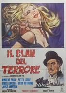 The Comedy of Terrors - Italian Movie Poster (xs thumbnail)