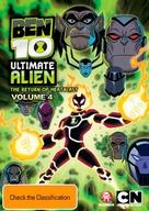 """Ben 10: Ultimate Alien"" - Australian DVD movie cover (xs thumbnail)"