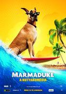 Marmaduke - Hungarian Movie Poster (xs thumbnail)
