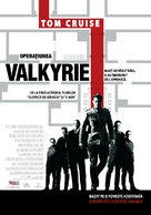 Valkyrie - Romanian Movie Poster (xs thumbnail)