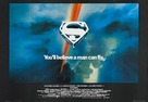 Superman - British Movie Poster (xs thumbnail)