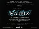 The Matrix - British Movie Poster (xs thumbnail)