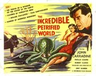 The Incredible Petrified World - Movie Poster (xs thumbnail)