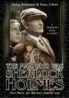 Der Mann, der Sherlock Holmes war - DVD cover (xs thumbnail)