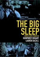 The Big Sleep - DVD cover (xs thumbnail)