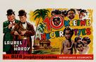 Atoll K - Belgian Movie Poster (xs thumbnail)