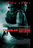 Body of Lies - Turkish Movie Poster (xs thumbnail)