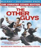 The Other Guys - Blu-Ray movie cover (xs thumbnail)