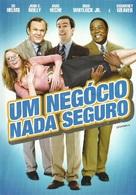 Cedar Rapids - Brazilian DVD cover (xs thumbnail)
