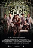 Beautiful Creatures - New Zealand Movie Poster (xs thumbnail)